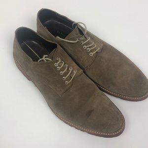 TO BOOT NEW YORK SUEDE SHOE